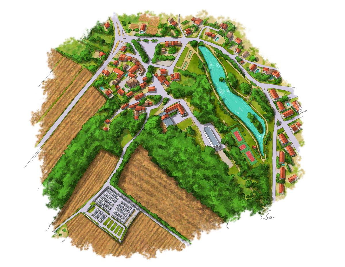 Carte village