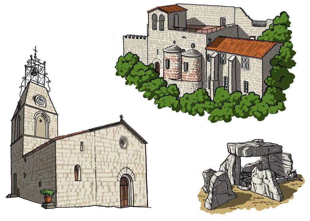 Chapelles et autre